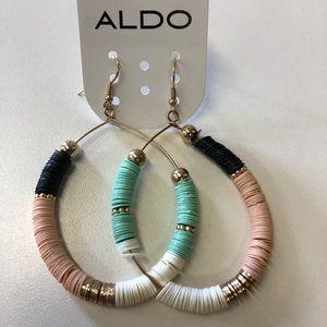 Brand new. Never worn. Aldo Ocelade Earrings.